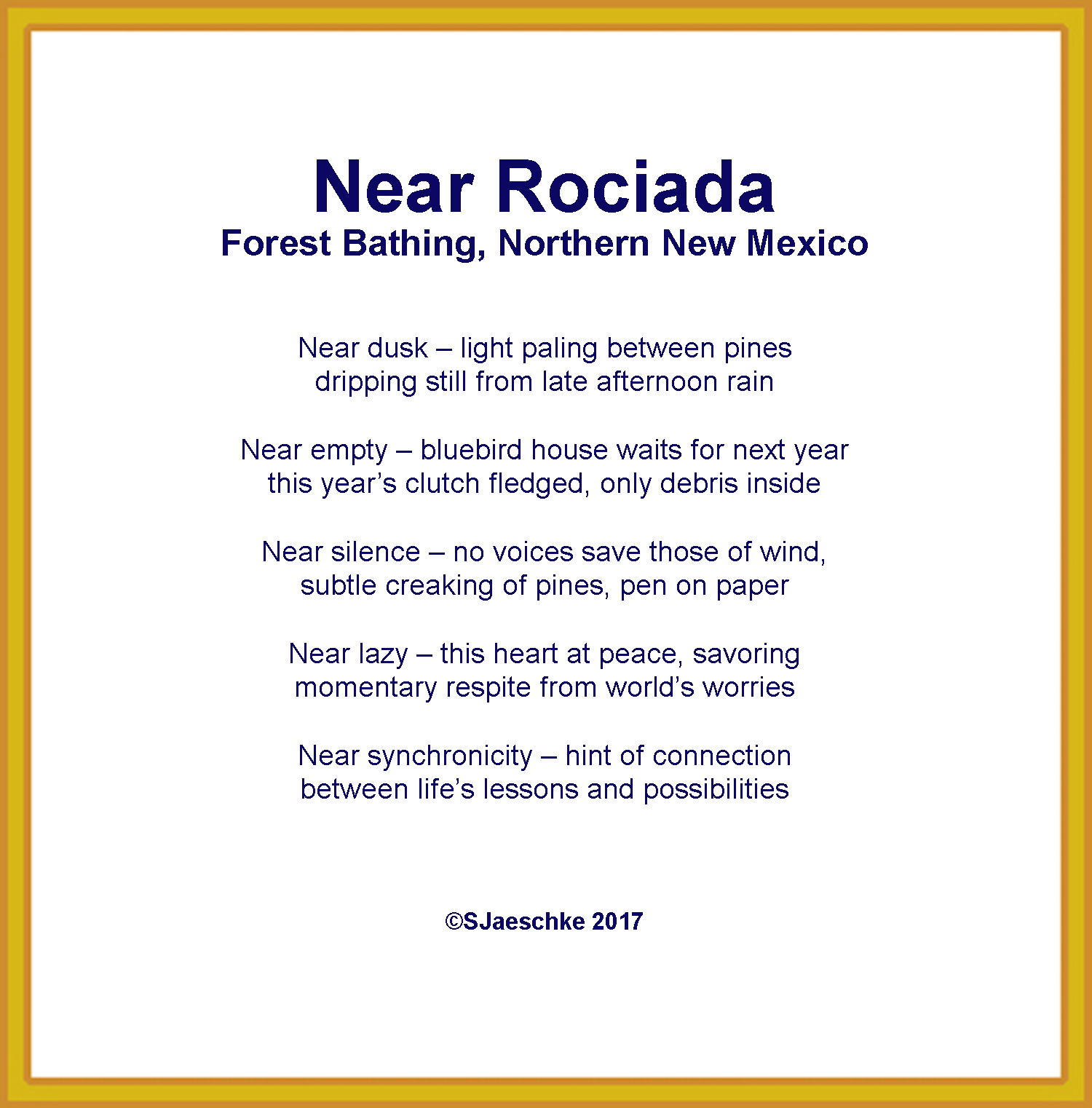 Post_2017-07-23_Poem_NearRociada