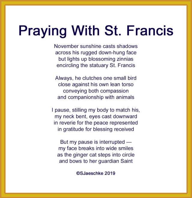 Post_2019-11-20_Poem_PrayingWithStFrancis